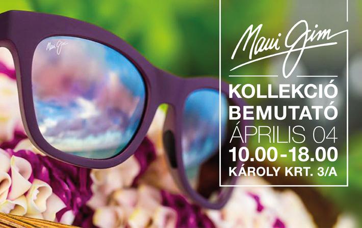 Lepje meg Önmagát és szeretteit a Maui Jim napszemüvegek legújabb  modelljeivel! 0e09a7541a