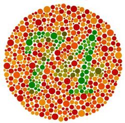 szín látás korrekció